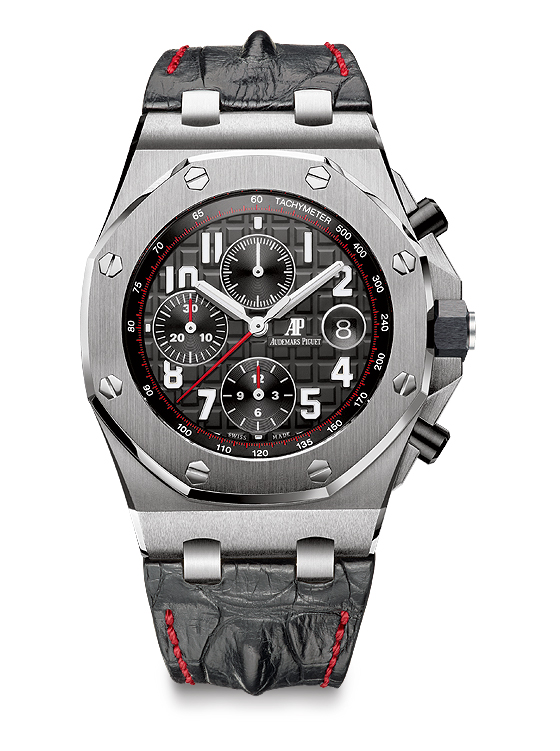 Close-Up: Three Audemars Piguet Royal Oak Offshore Chronographs Watches For You