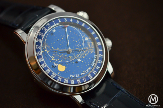 Monochrome Watch Review: patek philippe 5102pr sky moon celestial replica watches