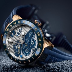 Take A Look At The Ulysse Nardin El Toro GMT Perpetual Replica Watch