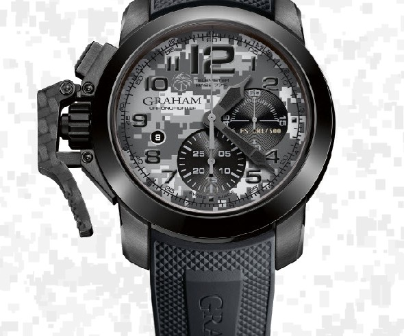 Best Graham Chronofighter Oversize Navy SEAL Foundation Limited Edition Watch Replica For You