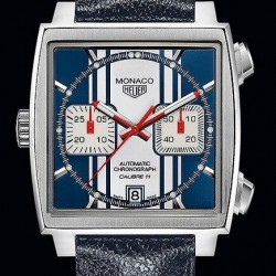 The tag heuer monaco calibre 11 chronograph replica watch since 1969
