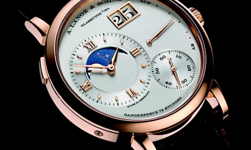 Konw About The Replica A. Lange & Söhne Grand Lange 1 Moonphase Watch