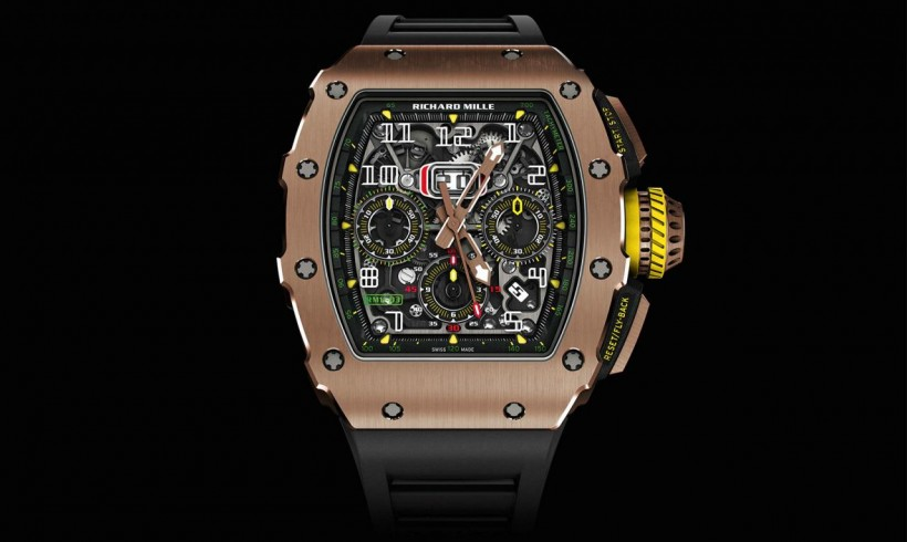 New Style Richard Mille RM 11-03 Automatic Flyback Chronograph Replica Watch
