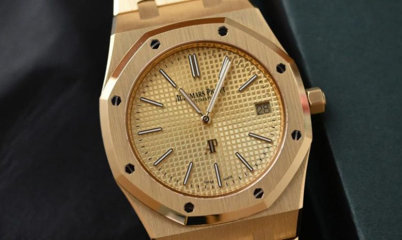 Best Audemars Piguet Royal Oak Extra-Thin Replica Watch