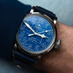 Zenith Pilot Type 20 Blueprint Replica Watch Review